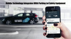 mobile apps for parking lot service