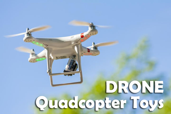 Drone Quadcopter Toys in the UK