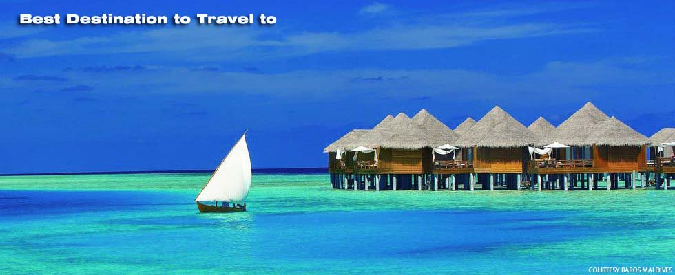 Baros Maldives Voted the Best Destination to Travel to