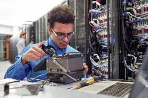 The Versatility of an IT Technician Needs to Be Demonstrated Through Their Skills