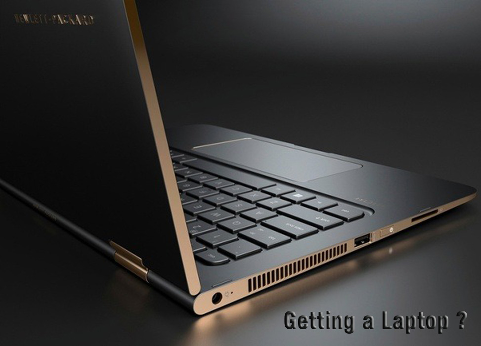 Thinking Of Getting A Laptop? Read This First!