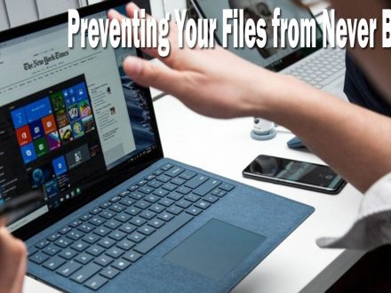 Preventing Your Files from Never Being Lost