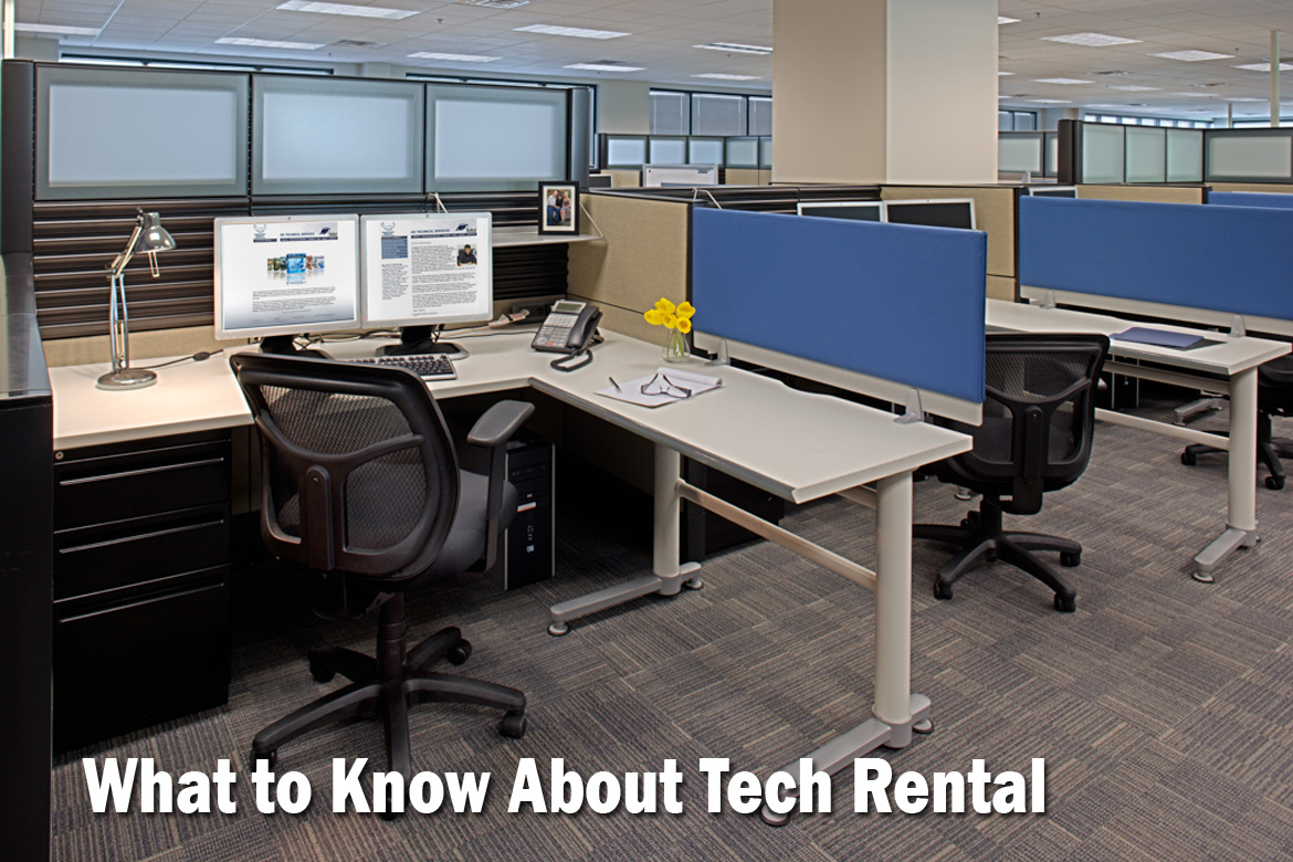 What to Know About Tech Rental