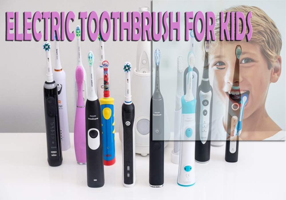 IS ELECTRIC TOOTHBRUSH BETTER FOR KIDS WITH BRACES?