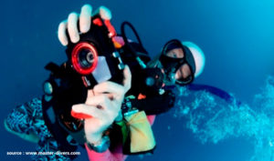 How Would You Like To Take Underwater Photographs?