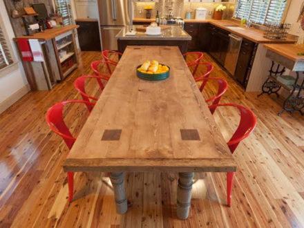 4 Best outdoor floor material for dining room
