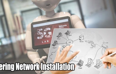 Offering Network Installation For Your Present And Future Usage