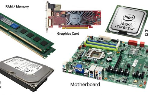 7 Important Components of Computer Hardware You Should Know