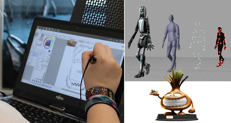 The Difference Between Computer Graphics and Animation