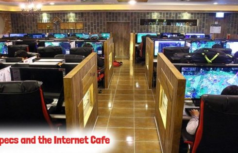 PC Specs and the Internet Cafe