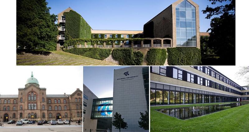 Best universities in Denmark