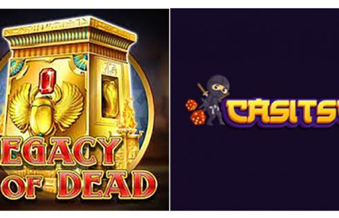 Join Legacy of Dead for fun or money. Play now in Casitsu Casino